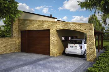 Wiaty garażowe